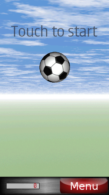 Soccer Bounce Touch