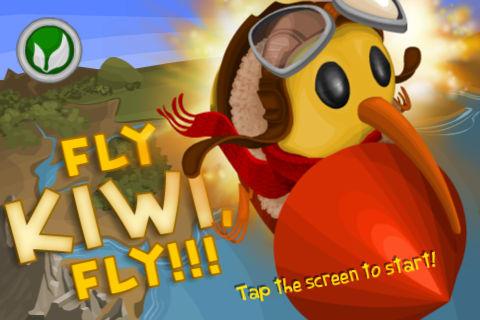 Fly Kiwi, Fly!