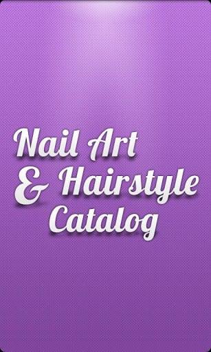 Nail Art & Hairstyle Catalog