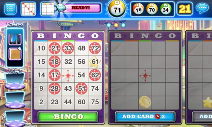 Jackpot Bingo