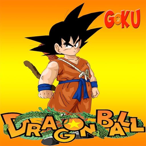 Dragon Ball: Goku training