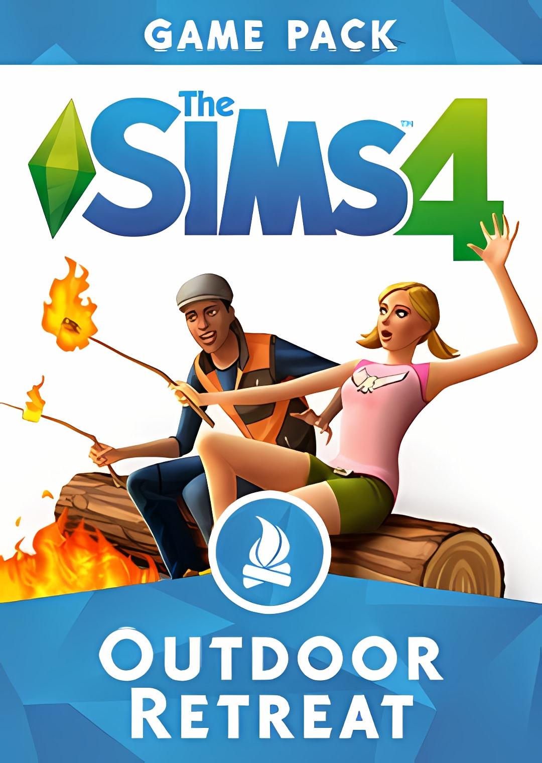 Los Sims 4 De Acampada