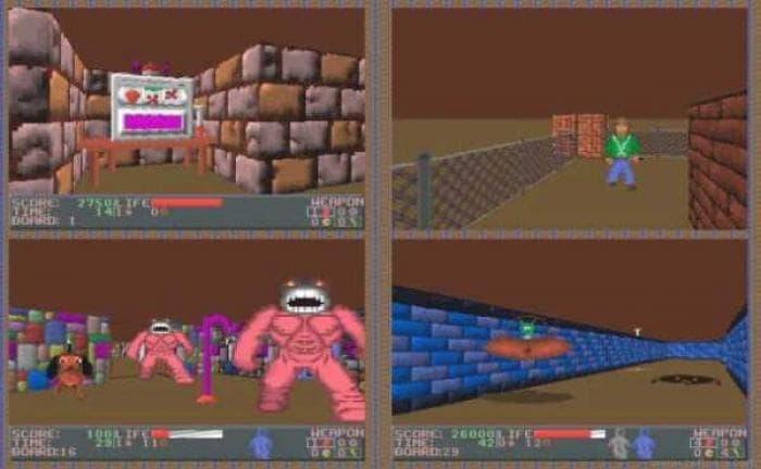 Ken's Labyrinth