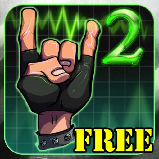 Metal Loops 2 - The best free Guitar and Drums practice app!