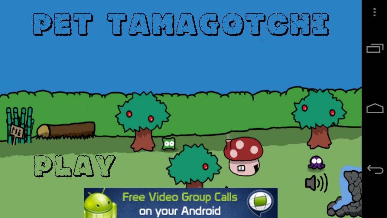 Pet Tamagotchi