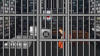 665 Prisoner Escape