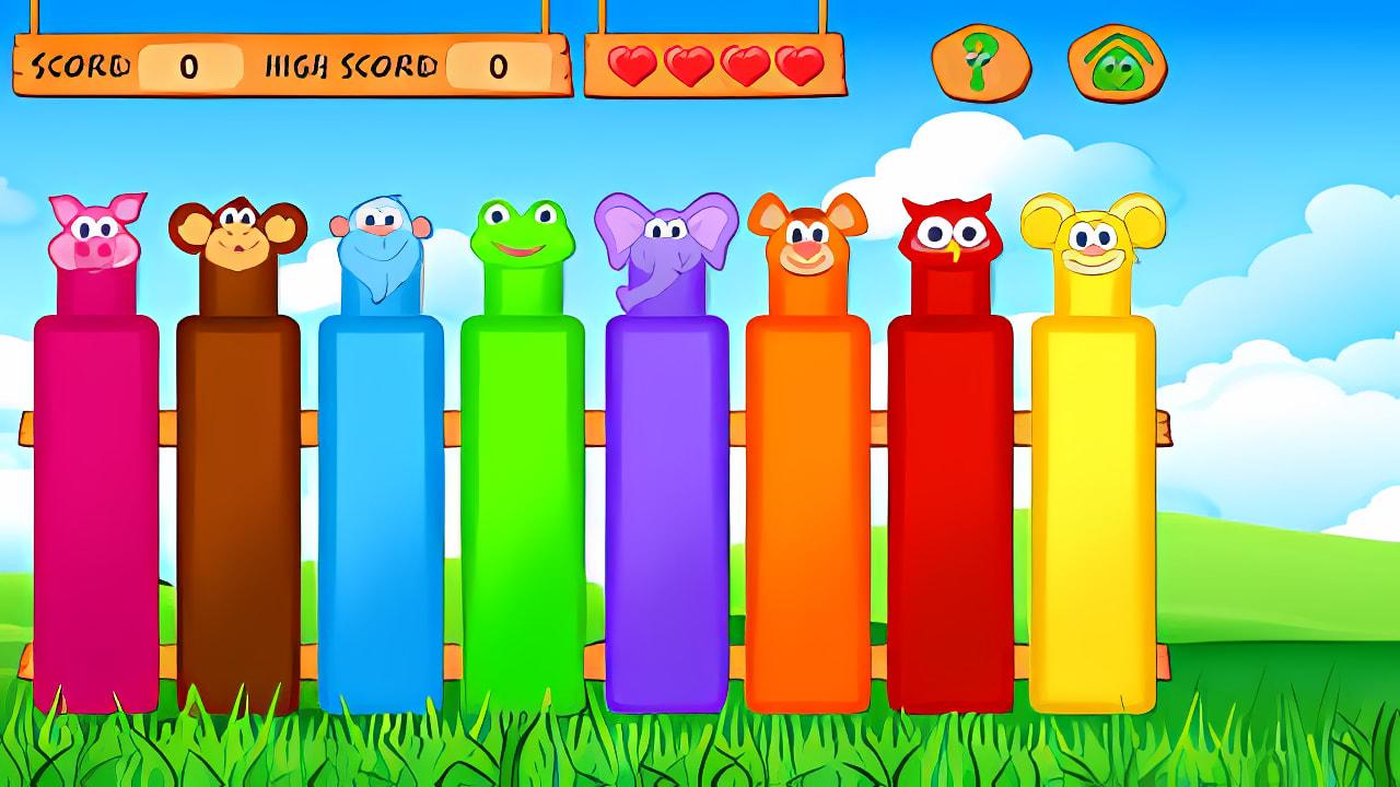123 Kids Fun MEMO (Free App)