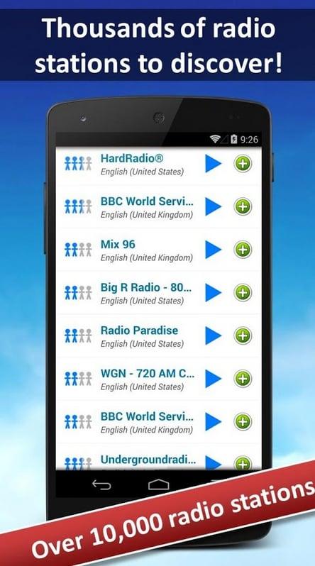 Radio FM!