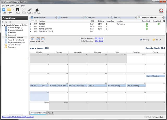 Celtx Script 3.0.13 APK - com.celtx.script APK Download