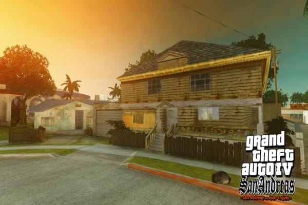 gta 4 san andreas download