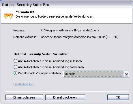 Agnitum Outpost Security Suite Pro