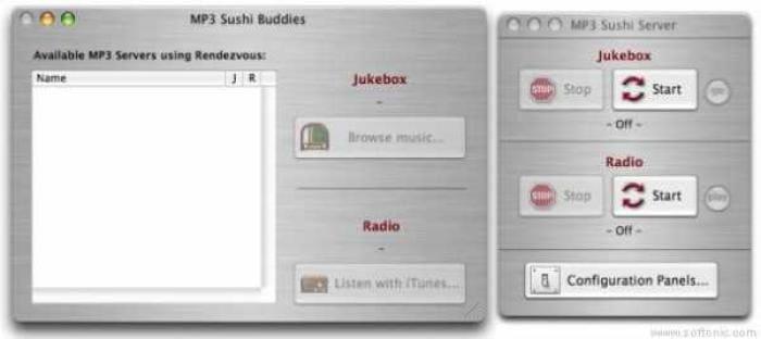 MP3 Sushi
