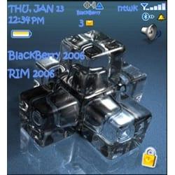 Zen Blackberry 8100