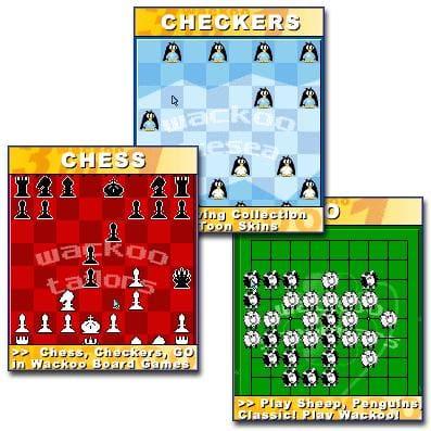 Wackoo Board Games