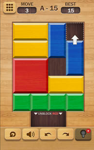 Unblock Red Block!