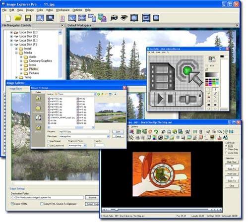 CDH Image Explorer