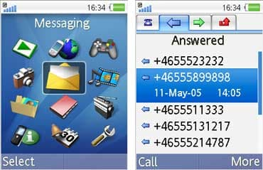 Sony Ericsson Mac Themes