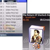 Nokia Audiobooks