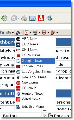 Advanced Searchbar