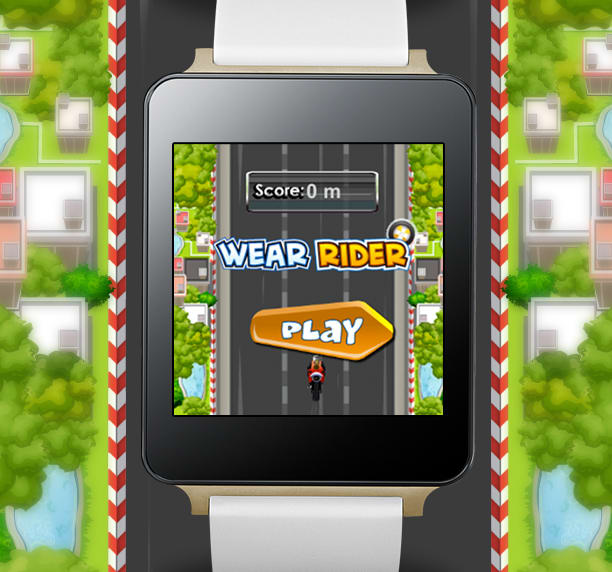 Wear Rider - Android Wear