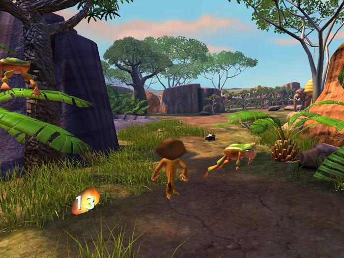 Madagascar The Game Скачать Торрент - фото 11