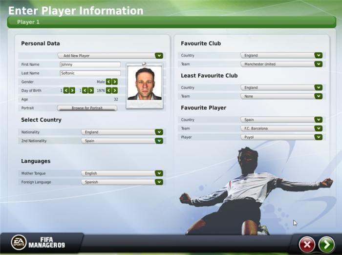 Fifa Manager 9 скачать торрент - фото 6