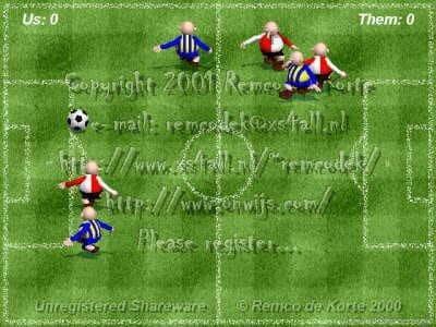 SoccerSaver