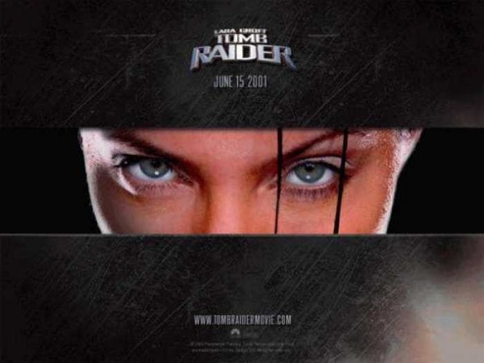 Lara Croft: Tomb Raider Wallpaper