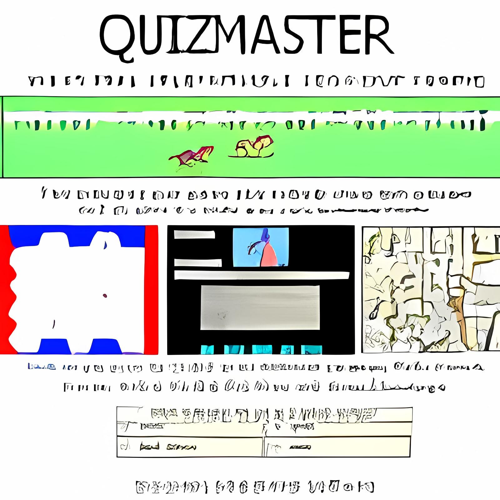 Quizmaster 1.2.3