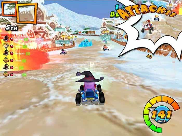 Download Kart N Crazy Free