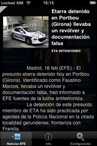 Noticias EFE