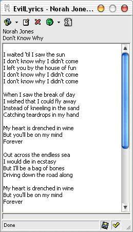 EvilLyrics