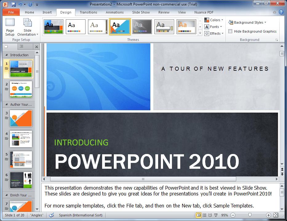 Powerpoint viewer