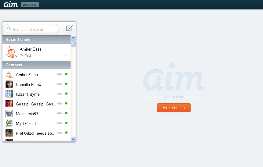 AIM Preview