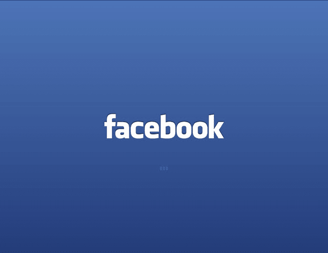 Facebook App for Pokki