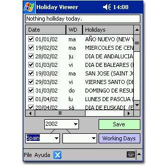 Holiday Viewer 2003