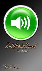 Z-WhatsSound para WhatsApp