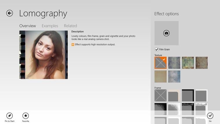 PhotoFunia for Windows 10