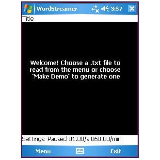 WordStreamer