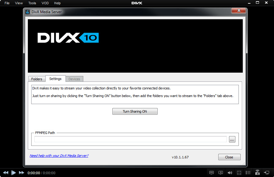 DivX Software for Mac