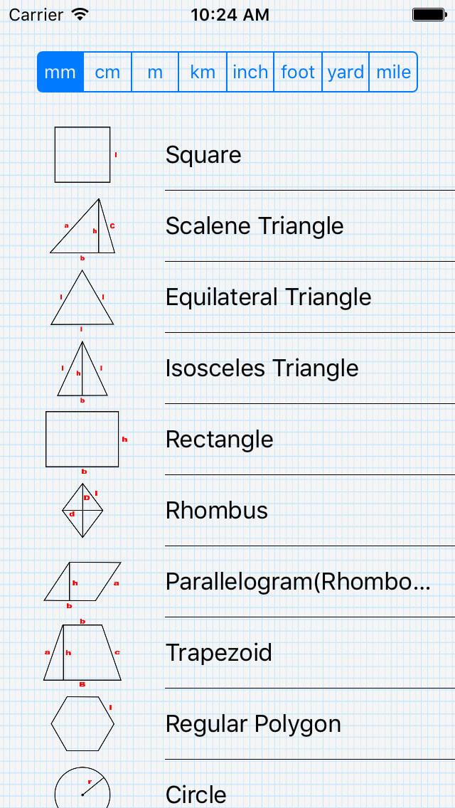 GeometryCalc
