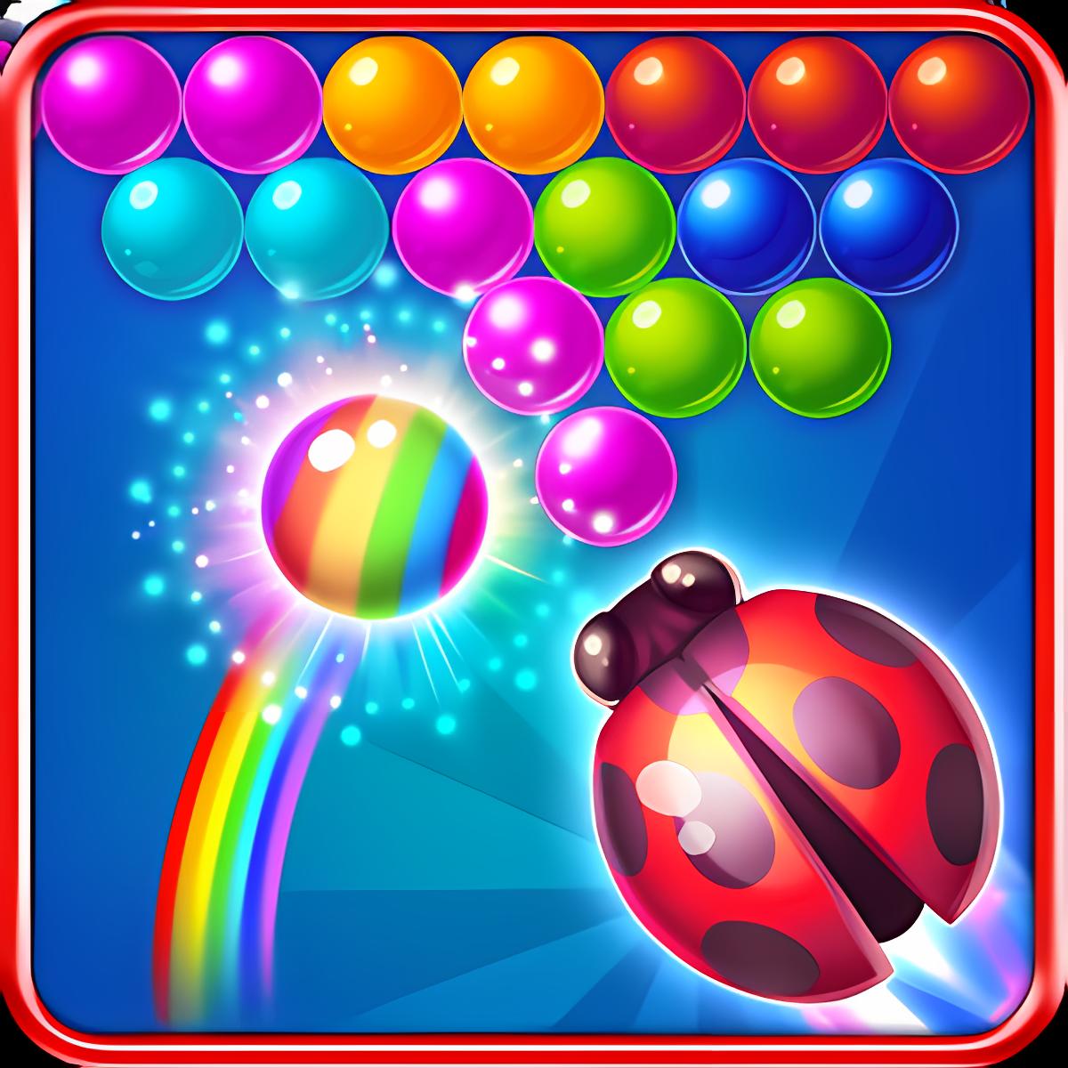 Beetle Bubble Shooter