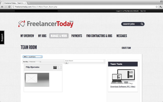 FreelancerToday Mac