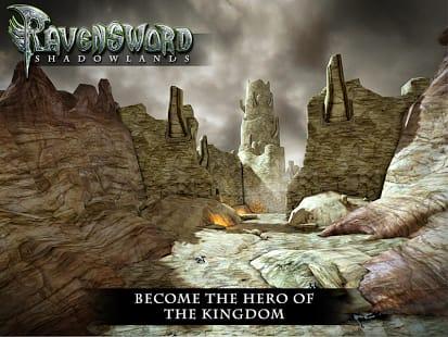 Ravensword: Shadowlands 3d RPG