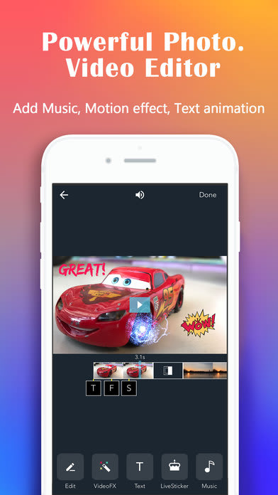 Photo Collage Maker - Live Collage