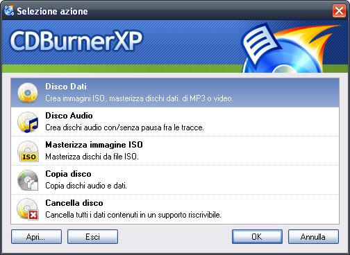 Cdburnerxp portable download for Garage programma progetti gratuiti