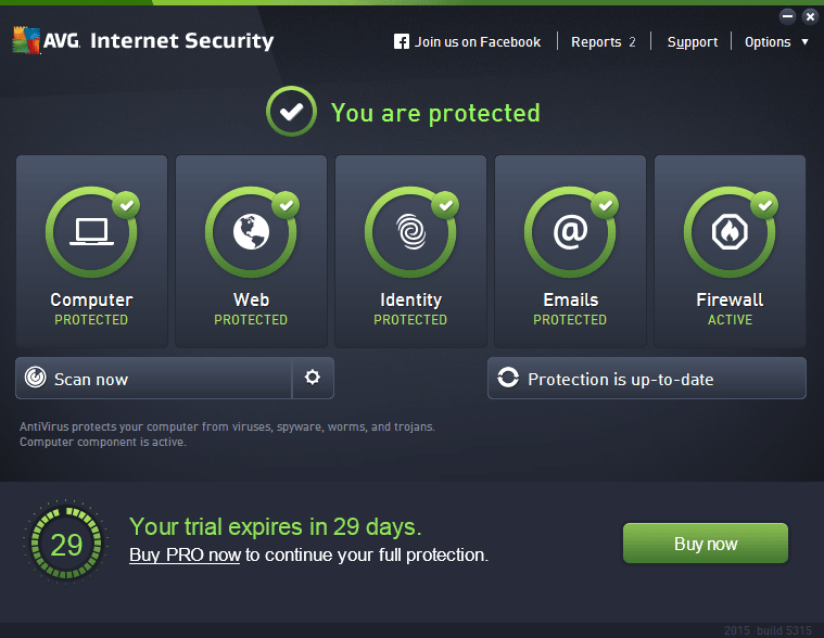 AVG Internet Security - Unlimited - Download