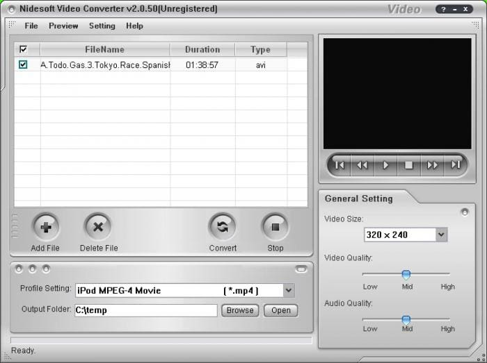 Nidesoft Video Converter