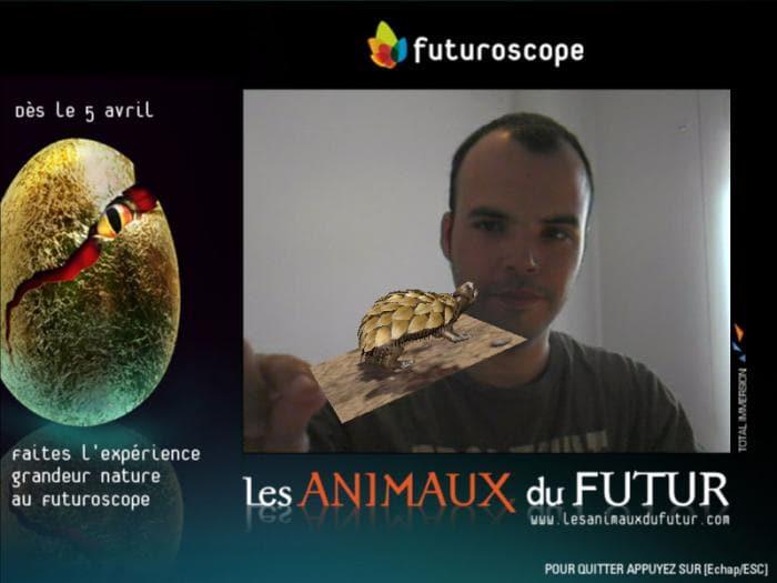 Futuroscope experience - Los Animales del Futuro