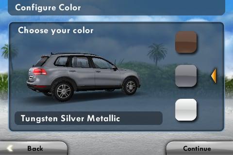 Volkswagen Touareg Challenge 3D
